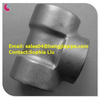 Wholesale socket weld tee from china suppliers