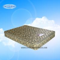 Wholesale Compressed Package Pillow Top and Memory Foam Mattress Topper With Flower Pattern from china suppliers