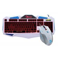 Wholesale LED Backlit Gaming Keyboard And Mouse Combo Customized Layout 104 Key from china suppliers