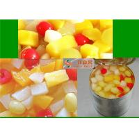Wholesale Delightful Canned Fruit Nutrition In Cherry Pear Pineapple Grape Peach from china suppliers