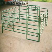 Wholesale Powder coated livestock farm fence panel from china suppliers
