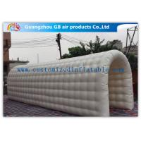 Wholesale Open Air Inflatable Tunnel Tent Inflatable Sports Dome Durable PVC Wire Stitching from china suppliers