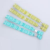 Wholesale Customer Logo Adjustable Wrist Bands , Printed Wristbands For Events from china suppliers