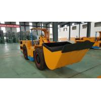 Buy cheap 1.5 cubic meter LHD Underground Mining Vehicles Scooptram for tunneling project from wholesalers