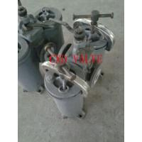 Wholesale CAST IRON Marine Duplex Oil Strainer JIS F7208 FOR KOREA MARKET from china suppliers