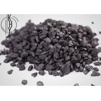 China Industrial Black Color Electrically Calcined Anthracite ECA Coal Granulars Type on sale
