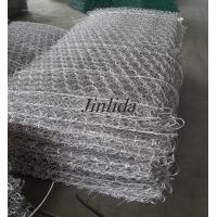 Wholesale Galvanized Wire Mesh Gabion Machine 120X150mm With Automatic Oil System from china suppliers