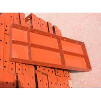 Wholesale Orange 300 * 1 , 500 * 55 0.45㎡ Steel Formwork Systems For Highways , Railways , Bridges from china suppliers
