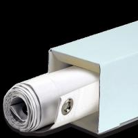 Quality High Density Polypropylene Fabric Rolls 0.53mm Thickness For Solvent Ink Printing for sale