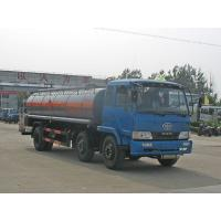 Wholesale FAW 6*4 15CBM chemical liquid truck from china suppliers