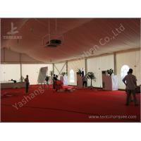 Wholesale Enclosed Space Elegant Wedding Event Tent Clear Span Marquee White Canopy from china suppliers