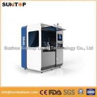 Wholesale 600*400mm Cutting Size Fiber laser cutting machine with laser power 500W from china suppliers