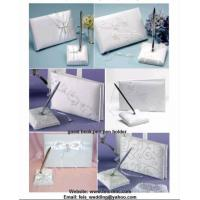 Wholesale Wedding Guest Book Pen Holder from china suppliers