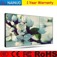 Wholesale 3.5mm bezel samsung DID LCD Video Wall with 3x3 55 inch video wall controller from china suppliers