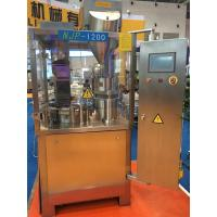 Wholesale 380V/220V Automatic Capsule Filling Machine 50HZ/60HZ NJP-1200C from china suppliers