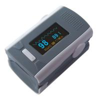 Wholesale Finger medical Pulse Oximeters Measure SpO2 PR with audio alarm & pulse for home hospital from china suppliers