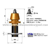 Wholesale Recycling Round Shank Road Milling Bits Asphalt Milling Tools from china suppliers