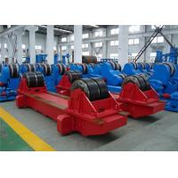 Wholesale GLHK250 Pipe Welding Rotator 2 * 5.5 KW With One Power Roller / One Idle Roller from china suppliers