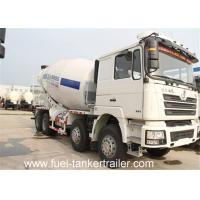Wholesale American Eaton Hydraulic pump concrete mixer truck with 8 cubic meters volume from china suppliers