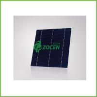 Wholesale Custom Made Photovoltaic 3 Busbar Polycrystalline Solar Cells CEC / MCS from china suppliers