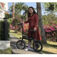 Wholesale Bluetooth Foldable Electric Scooter 12'' Brushless Compact K Shape from china suppliers