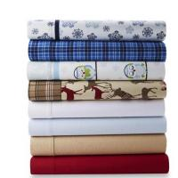 Wholesale 100% Cotton 300TC Hotel Cotton Sheet / Adult Embroidery Bed Sheets from china suppliers