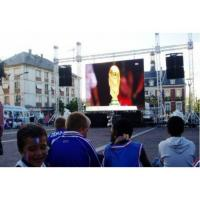 Wholesale P6 Stage Background Big Outdoor Rental Led Screen With Remote Control Novastar System from china suppliers