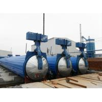 Buy cheap Large scale pressure vessel AAC Autoclave with safety device and good quality from wholesalers