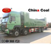 Wholesale Heavy Duty Volume Sand Tipper Truck Logistics Equipment WD615.69/WD615.47 from china suppliers