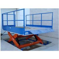 Wholesale 6t Hydraulic Lift Platform For Lifting 1.85m With 0.5 Minimum Height from china suppliers