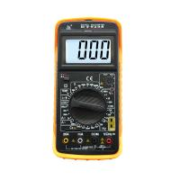 Wholesale Auto Power Off Handheld Digital Multimeter 1999 max display 20KHz HFE test from china suppliers