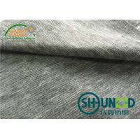 Wholesale Sewing interfacing Stitched Non Woven Interlining N8371S With Double Dot Pa Coating from china suppliers