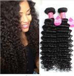 Wholesale Long Lasting Brazilian Deep Wave Human Hair , 8A Brazilian Virgin Hair from china suppliers