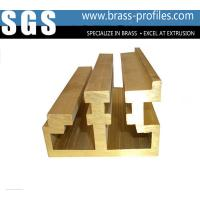 Wholesale Sale Fast New Style Machanical Part Decorative Copper Material Alloy Profiles from china suppliers