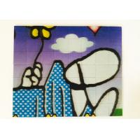 Wholesale Disney Design PP / PET Lenticular 3D Fridge Magnets 0.5mm Thinkness from china suppliers