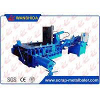 Wholesale Hydraulic Aluminum Bailer / Scrap Metal Baler Max. 3mm Thickness 1000-1200KG/h from china suppliers