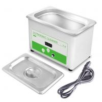 Buy cheap Mini Household Ultrasonic Cleaner , 800ML Ultrasonic Watch Cleaning Machine 35w from wholesalers