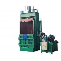 Wholesale Vertical Loose Materials / Waste Paper Baler Machine Larger Density Y82 - 200Q from china suppliers