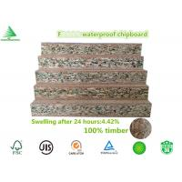 Buy cheap New product in China market 4'X8' JIS standard F 4 star plain waterproof chipboard from wholesalers