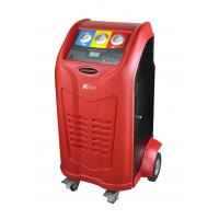 China Heavy Duty AC Refrigerant Recovery Machine X550 Truck Bus Big Cylinder on sale