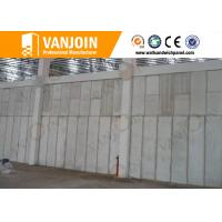 Wholesale Lightweight Composite Panel Board , fireproof cement board Thermal Insulated from china suppliers