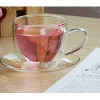 Buy cheap PINTAO double-wall coffee cup from wholesalers