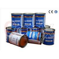 Wholesale Black PVC Conveyor Belt Adhesive , ER 45 Hardener Vulcanizing Rubber Cement from china suppliers