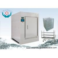Wholesale Big Touch Screen Interface Pass Through Autoclave 600 Liter For Pharmaceutical Industry from china suppliers