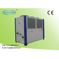 Wholesale Air Cooled Industrial Water Chiller Sheet Metal Housing Printed High Efficient Compressor With CE from china suppliers