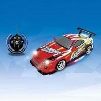 Wholesale RC Car, 1:18 R/C Licensed Car-TOYOTA SUPRA with 2AA Transmitter Battery from china suppliers