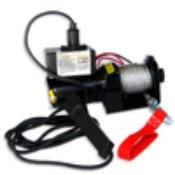 Wholesale New 12000 Lb 12v Electric Truck Jeep Trailer Suv Waterproof Winch (12/24V) XQ12000 from china suppliers