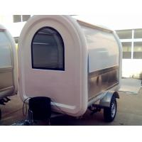Wholesale Durable Outdoor Mobile Shop Food Truck Trailers Easy Installation from china suppliers