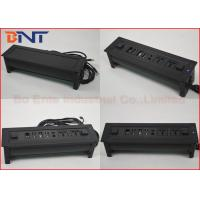Wholesale Electrical Rotating Power Socket Square Corner With HDMI / VGA  / 3.5 Audio from china suppliers