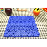 Quality Outdoor Interlocking Plastic Sport Court Flooring Tiles For Futsal , Basketball And Tennis for sale